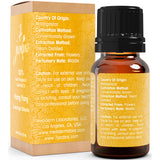 7 Jardins Ylang Ylang Therapeutic Grade Essential Oil - Cananga Odorata (100 % Pure, Natural, Hypotensive, Scalp Care, Aphrodisiac, & Antiseptic)