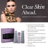 MediDerm Anti-Acne 3 Way Skin Treatment Kit, Pore Minimizer Gel, Cleanser & Toner - Mediderm - 6