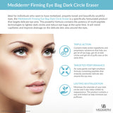 Mediderm Eye Bag Dark Circle Eraser - Mediderm - 4