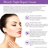 Mediderm Miracle Night Repair Cream - Mediderm - 8