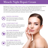 Mediderm Miracle Night Repair Cream - Mediderm - 7