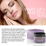 Mediderm Miracle Night Repair Cream - Mediderm - 5