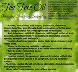 "7 Jardins Skin Ailment Therapeutic Essential Oil ★100% Pure Tea Tree ""Melaleuca Alternifolia"" (10 ml) ★Becteria & Mold Killer ★Boosts Immunity & Clear your Mind ★Enriched with Plant Based Natural Ingredients - Mediderm - 7"