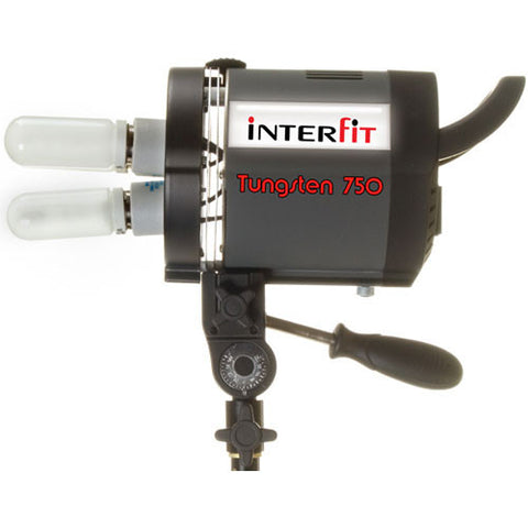 Interfit Stellar 750-X Tungsten Open Face Light