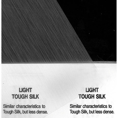 "Rosco Cinegel Diffusion Filter - Light Tough Silk - 20"" x 24"" Sheet  #3015"