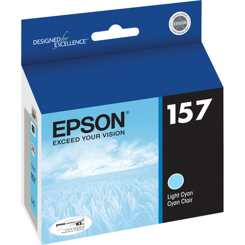 Epson 157 Light Cyan Ink Cartridge T157520