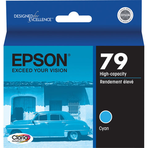 Epson 79 Cyan Ink Cartridge T079220