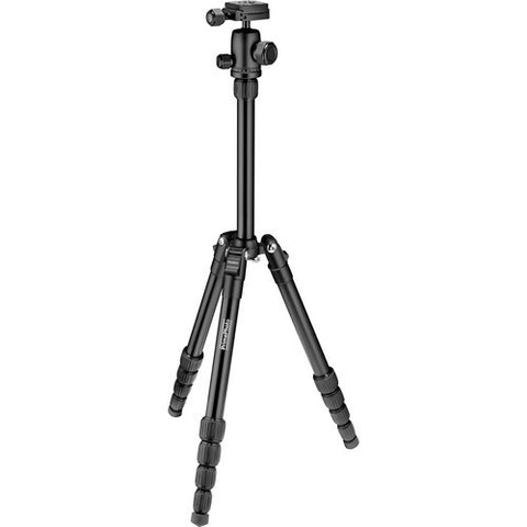 Prima Photo Small Travel Tripod (Black)