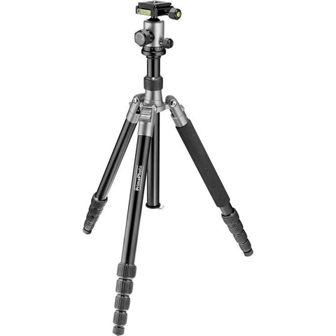 Prima Photo Big Travel Tripod (Silver)