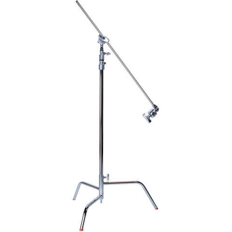 "Matthews 40"" Century C-Stand with Turtle Base and Grip Arm - Rental"
