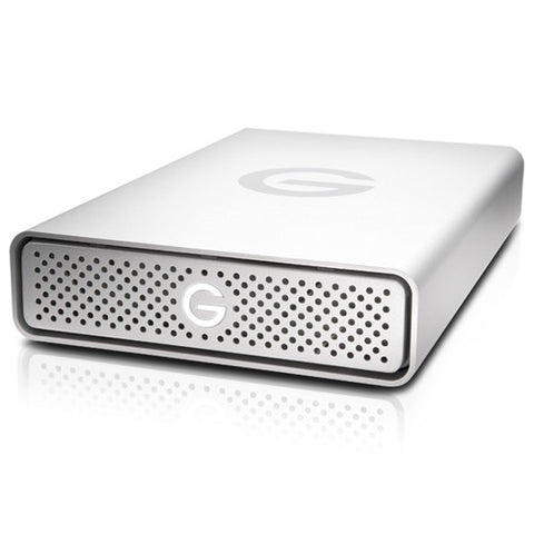 G-Technology 4TB G-DRIVE USB 3.1 Gen 1 Type-C External Hard Drive