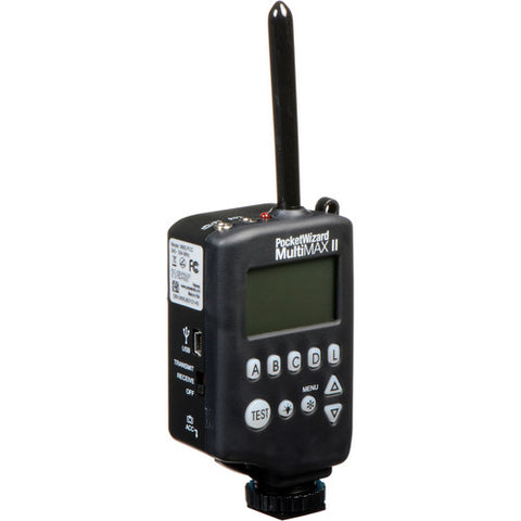 PocketWizard MultiMAX II Transceiver