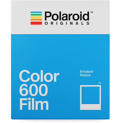 Polaroid Originals 4670 Color Glossy Instant Film for 600 Cameras
