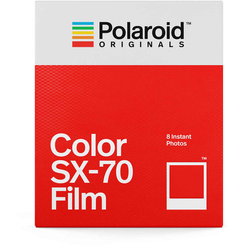 Polaroid Originals 4676 Color Glossy Instant Film for Polaroid SX70 Cameras