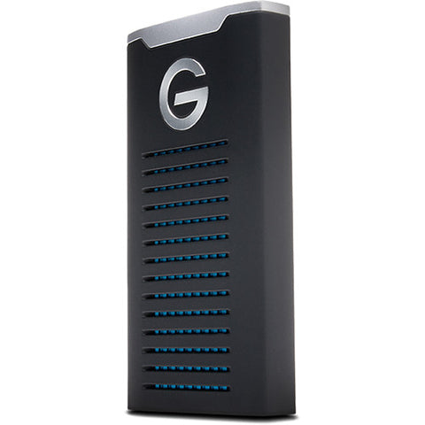 G-Technology 500GB G-DRIVE USB 3.1 Gen 2 Type-C mobile SSD