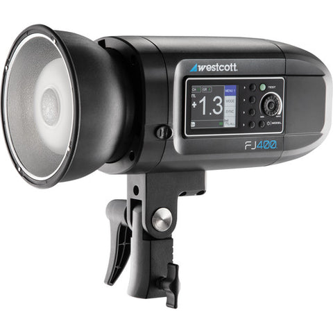 Westcott FJ400 400Ws Strobe with AC/DC Battery - Rental