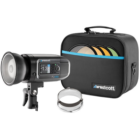 Westcott FJ400 400Ws Strobe with AC/DC Battery