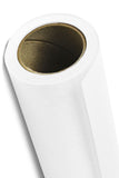 "Savage Widetone Seamless Background Paper - #66 Pure White 107"" x 12yd"