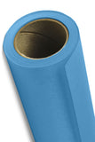 "Savage Widetone Seamless Background Paper - #65 Regal Blue, 107"" x 12yd"