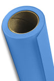 "Savage Widetone Seamless Background Paper - #58 Studio Blue, 107"" x 36'"
