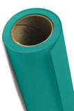 "Savage Widetone Seamless Background Paper - #68 Teal 107""x 12yd"