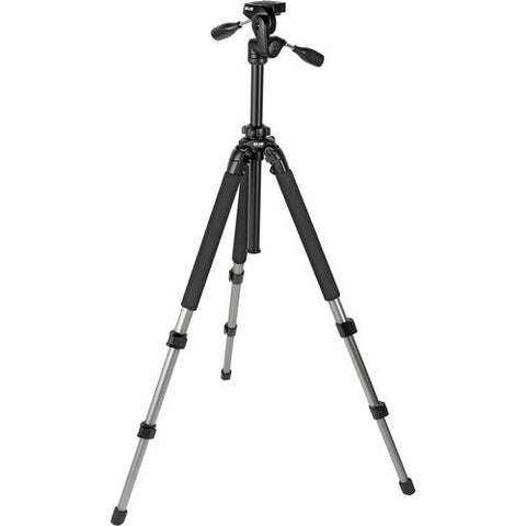 Slik Pro 700DX Aluminum Tripod With 3-Way Pan and Tilt Head - 2570