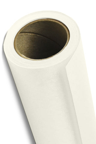 "Savage Widetone Seamless Background Paper - #50 White, 53"" x 12yd"