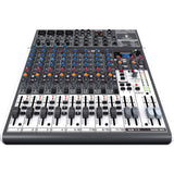 Behringer XENYX X1622USB - 16-Input USB Audio Mixer with Effects