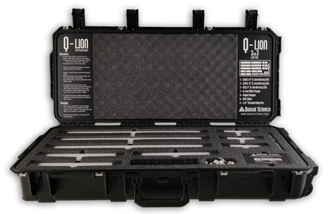 Quasar Science Q-LION 3X3 LITHIUM ION BATTERY LED KIT