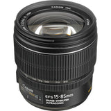 Canon EF-S 15-85mm f/3.5-5.6 IS USM Lens - 2907