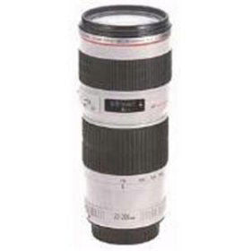 Canon Zoom Telephoto EF 70-200mm f/4.0L USM Autofocus Lens - CAN70200F