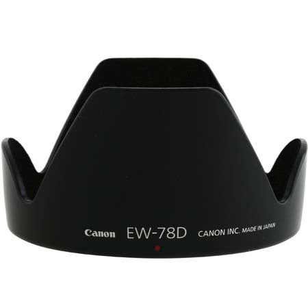 Canon EW-78D Lens Hood for EF-S 18-200mm EF 28-200mm f/3.5-5.6 Lenses