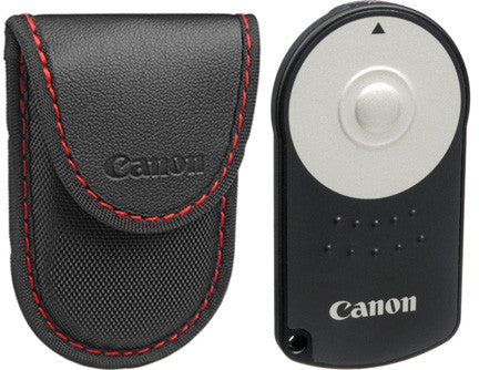 Canon RC-6 Wireless Remote Control - For Use with Canon EOS Elph &