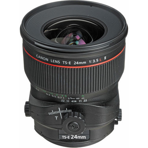 Canon TS-E 24mm f/3.5L II Tilt-Shift Lens - 2868