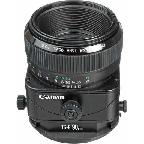 Canon TS-E 90mm f/2.8 Tilt-Shift Lens - CANTS-E90