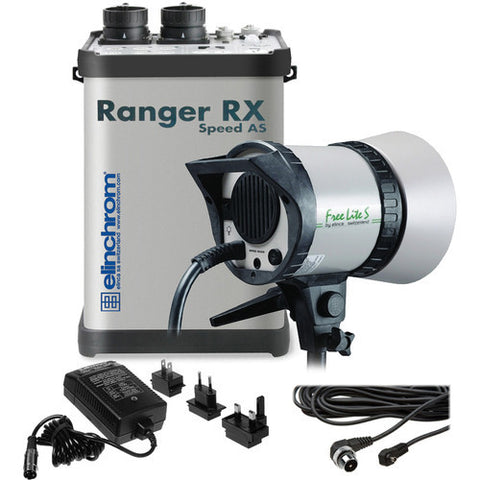 Elinchrom Ranger RX Speed Asymetrical 1100 Watt/Second Battery Operate