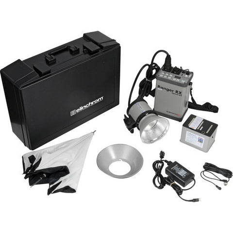 Elinchrom Ranger RX Speed AS 1100 Watt/Second Kit - 8877