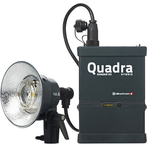 Elinchrom Ranger Quadra Hybrid Standard Set with Lithium-Ion Battery -