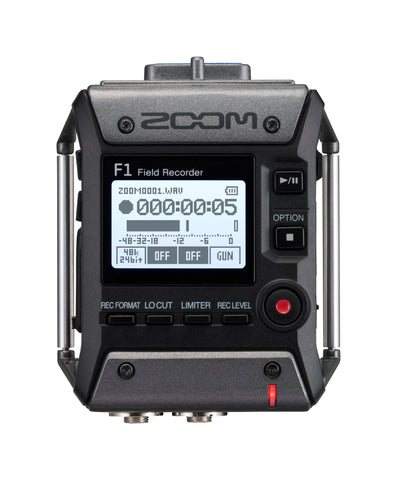 ZOOM F1S Handy Recorder