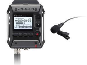 ZOOM F1LP Handy Recorder