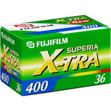 Fujifilm Fujicolor Superia 400 Color Negative Film ISO 400 35mm