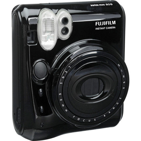 Fujifilm Instax Mini 50S Instant Print Camera (Piano Black) - 5721