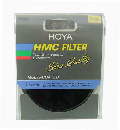 Hoya 49mm Neutral Density (ND4) 0.6 Hoya Multi-Coated (HMC) Glass Filt