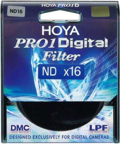 Hoya 72mm ND16 1.2 Pro1 DMC Neutral Density Filter - 5593