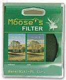 Hoya 62mm Moose Peterson Warm Circular Polarizer Glass Filter - 2688