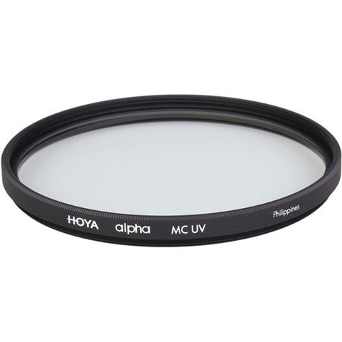 Hoya 55mm alpha MC UV Filter - 7527
