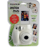 Fujifilm Instax Mini 7S Camera Blister Pack + Skinit + A Free Pack of