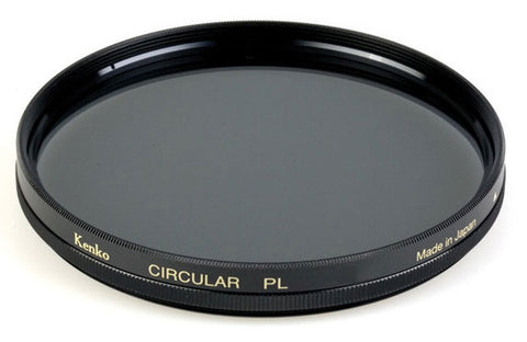 Kenko E-Series 55mm Circular Polarizer Filter - KEN55POL