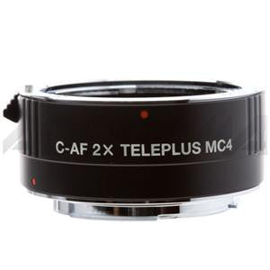 Kenko Teleplus MC4 2x DGX 4-Element Teleconverter for Canon EOS - 5251