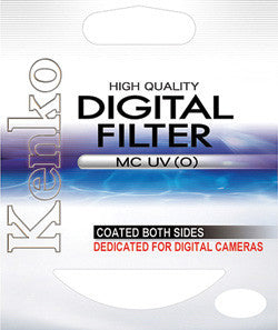 Kenko 58mm STD MC UV (0) Digital Haze Lens Filter - 5417
